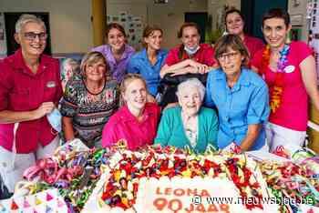 Negentigjarige Leona woont al 43 (!) jaar in woonzorgcentrum