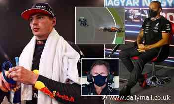Max Verstappen received death threats after his crash with Lewis Hamilton at the British Grand Prix
