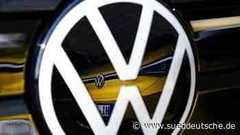 VW-Kernmarke dreht Corona-Verlust in Milliardengewinn - Süddeutsche Zeitung