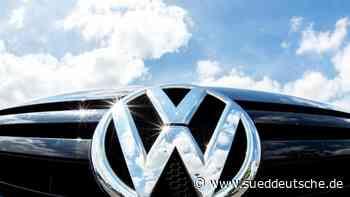 Corona weitgehend abgehakt: Halbjahres-Rekordgewinn für VW - Süddeutsche Zeitung
