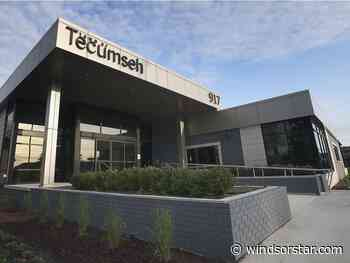 Tecumseh reopens town hall, arena for limited in-person service starting Tuesday