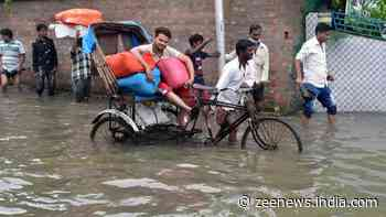 Heavy rains lash parts of north, east India, red alert issued for Rajasthan