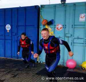 Youthwork on the waves recommences for Scotland's sailing charity - The Oban Times