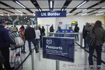 Vaccinated visitors from EU and US arriving in Scotland will not need to quarantine from Monday - The Scotsman