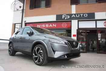 Il nuovo Nissan Qashqai da FP Auto (Velletri) il 30 luglio - Partecipa al contest e ottieni un Buono Sconto - Castelli Notizie