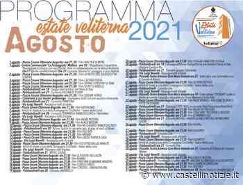 Velletri - Proseguono gli eventi dell'estate veliterna 2021 con un calendario ricco di appuntamenti - Castelli Notizie