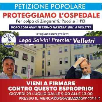 Velletri, Lega: non permetteremo che non nascano più bambini - MeridianaNotizie
