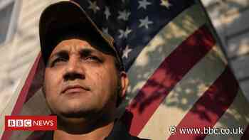 From Afghan interpreter to US homeless - until reaching the American dream