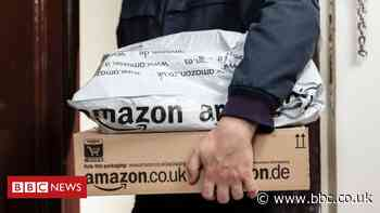 Amazon hit with $886m fine for alleged data law breach