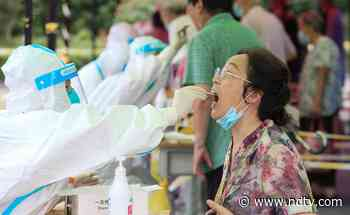 China's Worst Coronavirus Outbreak In Months Spreads To 2 More Areas - NDTV
