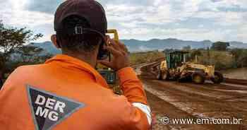 Brumadinho: obras de novo acesso ao Inhotim devem terminar até dezembro - Estado de Minas