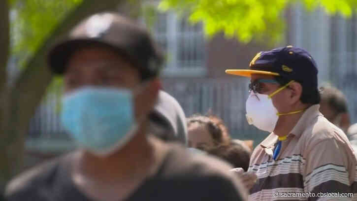 Mask On, Mask Off: Neighboring Counties Differ On Mandating Face Coverings For All