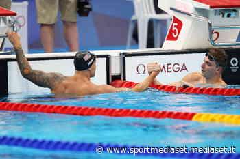 Tokyo 2020, nuoto: Miressi sesto, out Fangio e Razzetti - Sportmediaset - Sport Mediaset