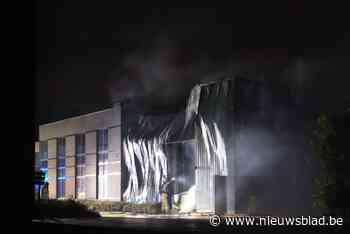 """Felle brand bij Biocartis: """"Tiental medewerkers bracht zichzelf in veiligheid"""""""