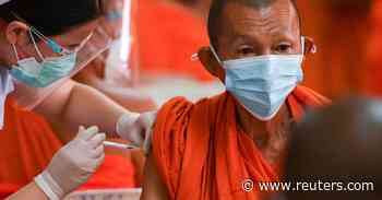Thailand reports daily record of new coronavirus cases and new deaths - Reuters