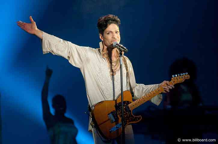Primary Wave Quietly Amasses Largest Individual Share in Prince's Estate