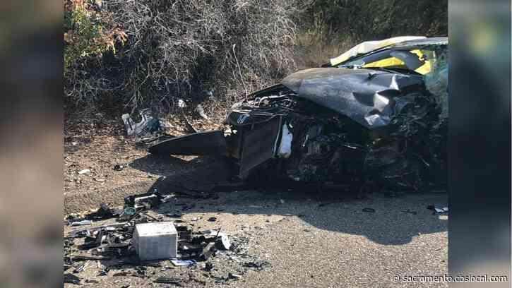 1 Killed In North Auburn Crash Involving Multiple Vehicles