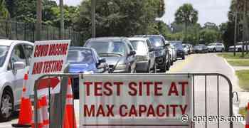 Florida coronavirus cases jump 50% as surge continues - The Associated Press