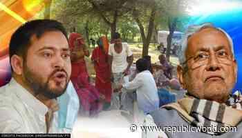 CAG report reveals only 3% got jobs under MNREGA from 2014-19 in Bihar; RJD slams Nitish - Republic World