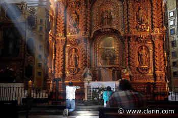 Video: La catedral de Nuestra Señora de la Asunción, en Tlaxcala, reconocida por la Unesco - Clarín.com