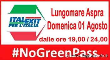 "POLITICA: Raccolta firme ""No Green pass"" ad Aspra - Bagheria Info"