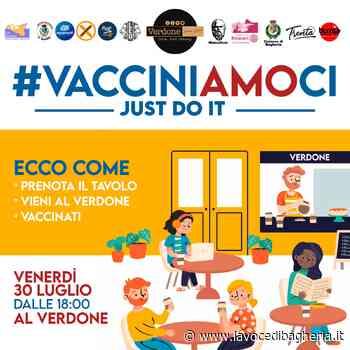 """Bagheria. Venerdì al pub Verdone """"Vacciniamoci Just do it"""" - La Voce di Bagheria"""