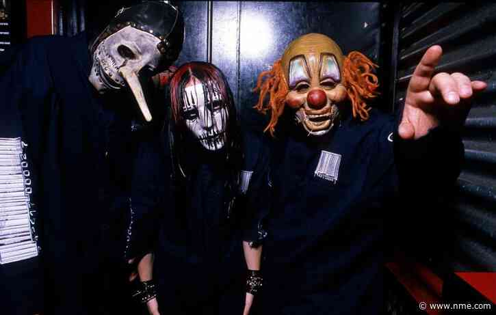 Watch Slipknot's moving eight and a half minute tribute video to Joey Jordison