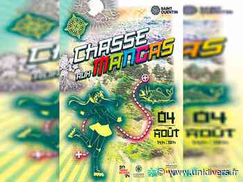 Chasse aux mangas Saint-Quentin mercredi 4 août 2021 - Unidivers