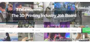 New 3D printing jobs at Cartier, appointments at Azul 3D, Desktop Metal, Wi3DP and more - 3D Printing Industry