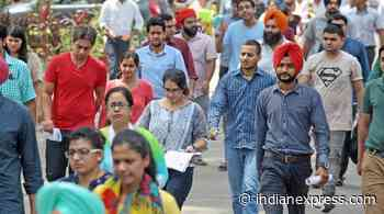 Over 8.72 lakh posts vacant in central govt departments: Minister - The Indian Express