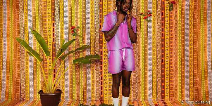 Fireboy DML releases summer collection with UK fashion brand Boohooman