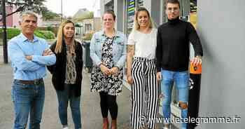 À Lanester, quatre étudiants contribuent à une rue sans mégot - Le Télégramme