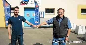 Un apprenti accueilli au Rugby Lanester Locunel - Le Télégramme
