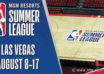 Trail Blazers to Start NBA Summer League on August 8