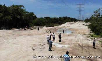 Tren Maya: Facilita ejido de Puerto Morelos terrenos para la vía alterna a la carretera Cancún-Tulum – Palco Noticias - Palco Quintanarroense