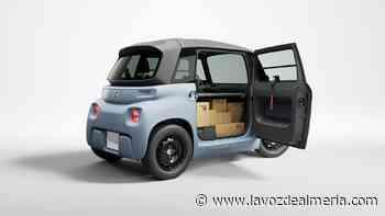 Pasate por Ejido Motor y conoce el Citroën My AMI Cargo - La Voz de Almería