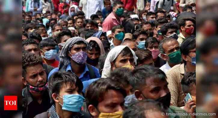 Coronavirus live updates: India reports 41,649 new cases, 593 deaths in last 24 hours - Times of India