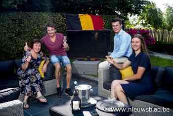 Zo supporteren hun families voor Limburgse atleten op de Olympische Spelen