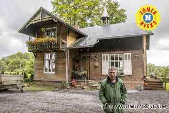 """Filip woont in Vampierenhuis van Calmont: """"De Bende van Jan de Lichte en Kapitein Zeppos zijn hier opgenomen"""""""