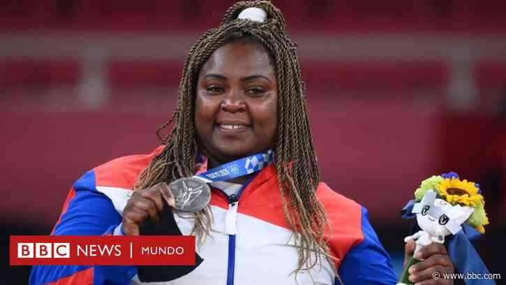 Tokio: Idalys Ortiz, la cubana que se convirtió en leyenda en judo al ganar 4 medallas olímpicas consecutivas - BBC News Mundo