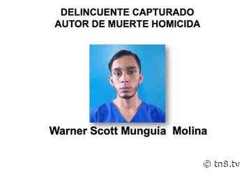 Por puro enojo sujeto mata a joven de Managua a punta de golpes - TN8 Nicaragua