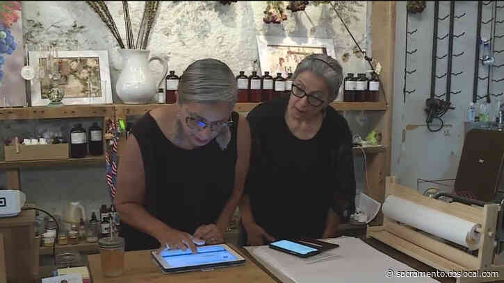 A Pandemic Pivot For Folsom Twin Sisters' Business