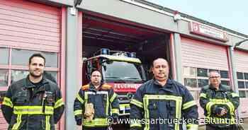 Feuerwehrleute aus Bexbach halfen im Ahrtal - Saarbrücker Zeitung
