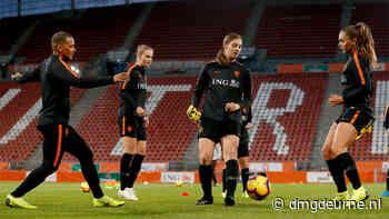 Nouwen en Oranje Leeuwinnen uitgeschakeld in kwartfinale Olympische Spelen - DMG Deurne