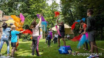 Workshop jongleren in teken van circus – Deurne Media Groep - DMG Deurne