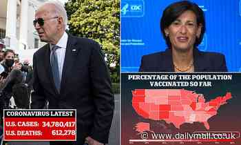 CDC chief backtracks on claim gov vaccine mandate considered: Biden says US faces NEW restrictions