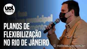 Rio de Janeiro vai desobrigar uso de máscaras e reabrir estádios até novembro - UOL Notícias