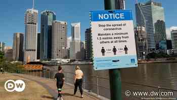 Coronavirus digest: Brisbane enters snap lockdown - DW (English)