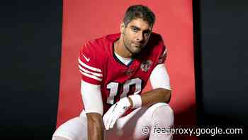 49ers' George Kittle and Trent Williams: This is Jimmy Garoppolo's team