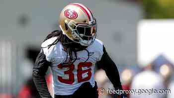 49ers 7/30 practice: Marcell Harris the LB, Trey Lance's miscues, a Shanahan fields punts